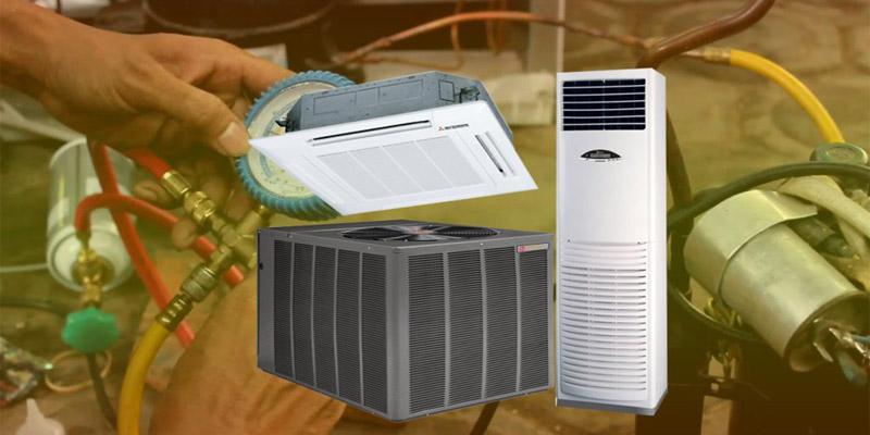Service AC BSD | Cuci AC, Isi Freon, Bongkar Pasang Dll